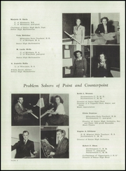 Page 12, 1948 Edition, Janesville High School - Phoenix Yearbook (Janesville, WI) online yearbook collection