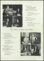 Page 13, 1948 Edition, Janesville High School - Phoenix Yearbook (Janesville, WI) online yearbook collection