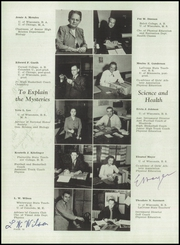 Page 16, 1948 Edition, Janesville High School - Phoenix Yearbook (Janesville, WI) online yearbook collection