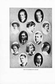 Page 12, 1911 Edition, Madison Central High School - Tychoberahn Yearbook (Madison, WI) online yearbook collection
