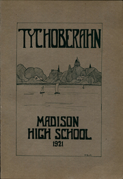 Page 7, 1921 Edition, Madison Central High School - Tychoberahn Yearbook (Madison, WI) online yearbook collection