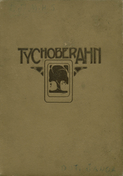Page 1, 1922 Edition, Madison Central High School - Tychoberahn Yearbook (Madison, WI) online yearbook collection