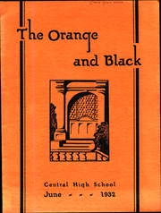 1932 Edition, Madison Central High School - Tychoberahn Yearbook (Madison, WI)