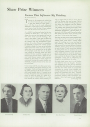 Page 11, 1939 Edition, Madison Central High School - Tychoberahn Yearbook (Madison, WI) online yearbook collection