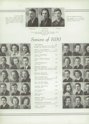 Page 14, 1939 Edition, Madison Central High School - Tychoberahn Yearbook (Madison, WI) online yearbook collection