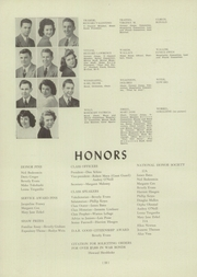 Page 12, 1945 Edition, Madison Central High School - Tychoberahn Yearbook (Madison, WI) online yearbook collection