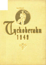 Page 1, 1949 Edition, Madison Central High School - Tychoberahn Yearbook (Madison, WI) online yearbook collection