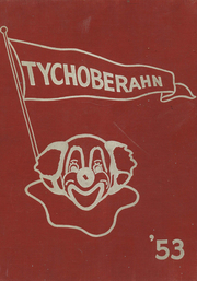 1953 Edition, Madison Central High School - Tychoberahn Yearbook (Madison, WI)