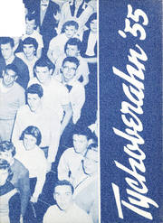 1955 Edition, Madison Central High School - Tychoberahn Yearbook (Madison, WI)