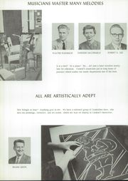 Page 12, 1957 Edition, Madison Central High School - Tychoberahn Yearbook (Madison, WI) online yearbook collection