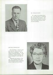 Page 14, 1957 Edition, Madison Central High School - Tychoberahn Yearbook (Madison, WI) online yearbook collection