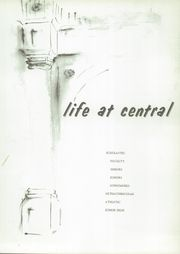 Page 15, 1957 Edition, Madison Central High School - Tychoberahn Yearbook (Madison, WI) online yearbook collection