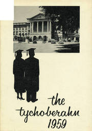 1959 Edition, Madison Central High School - Tychoberahn Yearbook (Madison, WI)