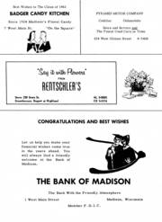 Page 146, 1962 Edition, Madison Central High School - Tychoberahn Yearbook (Madison, WI) online yearbook collection