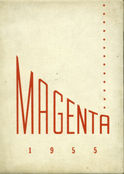 1955 Edition, Winneconne High School - Magenta Yearbook (Winneconne, WI)