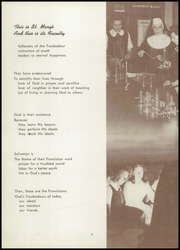 Page 12, 1949 Edition, St Marys Academy - Troubadour Yearbook (Milwaukee, WI) online yearbook collection