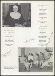 Page 17, 1949 Edition, St Marys Academy - Troubadour Yearbook (Milwaukee, WI) online yearbook collection