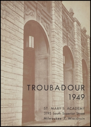 Page 5, 1949 Edition, St Marys Academy - Troubadour Yearbook (Milwaukee, WI) online yearbook collection