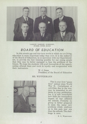 Page 11, 1946 Edition, Columbus High School - Cardinal Yearbook (Columbus, WI) online yearbook collection