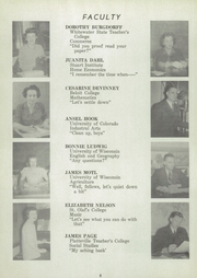 Page 12, 1946 Edition, Columbus High School - Cardinal Yearbook (Columbus, WI) online yearbook collection