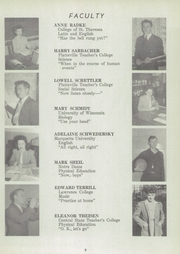 Page 13, 1946 Edition, Columbus High School - Cardinal Yearbook (Columbus, WI) online yearbook collection