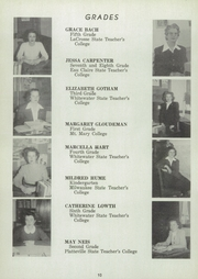 Page 14, 1946 Edition, Columbus High School - Cardinal Yearbook (Columbus, WI) online yearbook collection