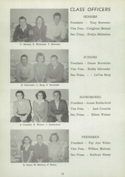 Page 16, 1946 Edition, Columbus High School - Cardinal Yearbook (Columbus, WI) online yearbook collection