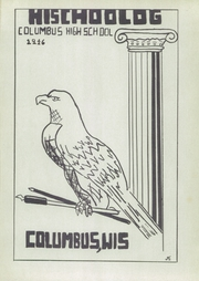 Page 5, 1946 Edition, Columbus High School - Cardinal Yearbook (Columbus, WI) online yearbook collection