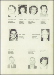 Page 13, 1952 Edition, Columbus High School - Cardinal Yearbook (Columbus, WI) online yearbook collection