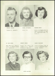 Page 16, 1952 Edition, Columbus High School - Cardinal Yearbook (Columbus, WI) online yearbook collection