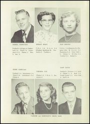 Page 17, 1952 Edition, Columbus High School - Cardinal Yearbook (Columbus, WI) online yearbook collection