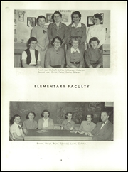 Page 14, 1954 Edition, Columbus High School - Cardinal Yearbook (Columbus, WI) online yearbook collection