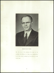 Page 8, 1954 Edition, Columbus High School - Cardinal Yearbook (Columbus, WI) online yearbook collection