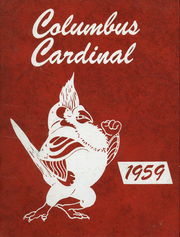 Page 1, 1959 Edition, Columbus High School - Cardinal Yearbook (Columbus, WI) online yearbook collection