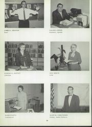 Page 14, 1959 Edition, Columbus High School - Cardinal Yearbook (Columbus, WI) online yearbook collection