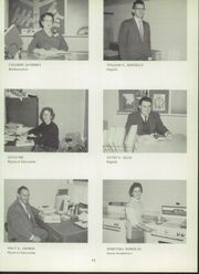 Page 15, 1959 Edition, Columbus High School - Cardinal Yearbook (Columbus, WI) online yearbook collection