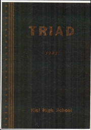 Page 1, 1943 Edition, Kiel High School - Triad Yearbook (Kiel, WI) online yearbook collection