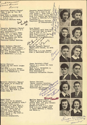 Page 15, 1943 Edition, Kiel High School - Triad Yearbook (Kiel, WI) online yearbook collection