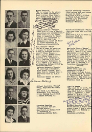 Page 16, 1943 Edition, Kiel High School - Triad Yearbook (Kiel, WI) online yearbook collection