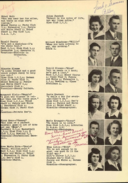 Page 17, 1943 Edition, Kiel High School - Triad Yearbook (Kiel, WI) online yearbook collection