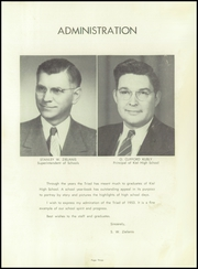 Page 7, 1953 Edition, Kiel High School - Triad Yearbook (Kiel, WI) online yearbook collection