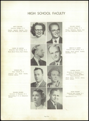 Page 8, 1953 Edition, Kiel High School - Triad Yearbook (Kiel, WI) online yearbook collection