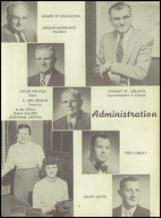 Page 11, 1957 Edition, Kiel High School - Triad Yearbook (Kiel, WI) online yearbook collection