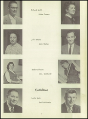 Page 13, 1959 Edition, Kiel High School - Triad Yearbook (Kiel, WI) online yearbook collection
