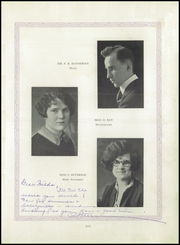 Page 17, 1927 Edition, Mount Horeb High School - Berohbok Yearbook (Mount Horeb, WI) online yearbook collection