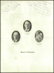 Page 8, 1927 Edition, Mount Horeb High School - Berohbok Yearbook (Mount Horeb, WI) online yearbook collection