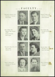Page 10, 1942 Edition, Lake Mills High School - Lambda Mu Yearbook (Lake Mills, WI) online yearbook collection