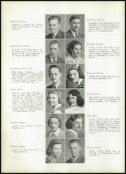 Page 16, 1942 Edition, Lake Mills High School - Lambda Mu Yearbook (Lake Mills, WI) online yearbook collection