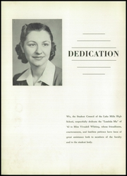 Page 4, 1942 Edition, Lake Mills High School - Lambda Mu Yearbook (Lake Mills, WI) online yearbook collection