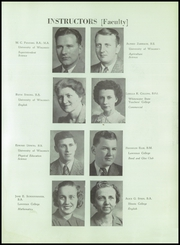 Page 11, 1944 Edition, Lake Mills High School - Lambda Mu Yearbook (Lake Mills, WI) online yearbook collection